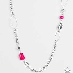 Popular Demand - Pink Necklace set
